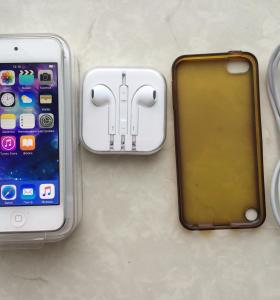 iPod Touch 5 32gb Silver
