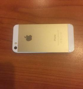 IPhone 5s gold 128gb