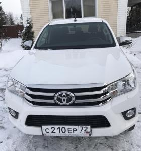 Toyota hilux 2,8 AT