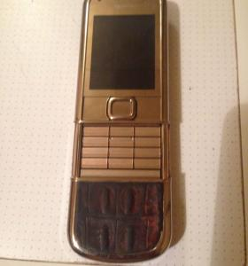 Nokia 8800 art gold