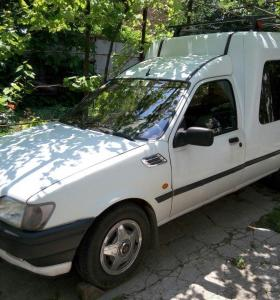 Ford Courier, 1995 года