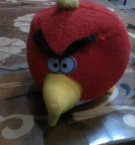 Плюшевый Red (Angry birds)