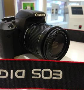 Canon 600 d 18-55is