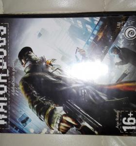 Икра для ПК Watch Dogs