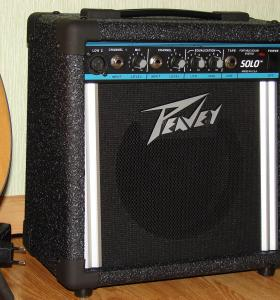 Peavey Solo Portable Sound System (USA)