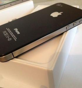 iPhone 4s/8Gb black
