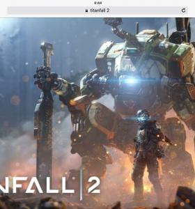 TitanFall2 ps4.