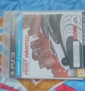 NFS Most wanted на Ps3