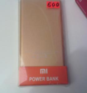 Power bank и сэлфи палка