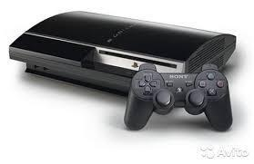 PS3 FAT 750Gb Прошитая
