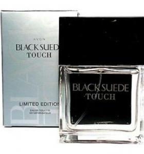 BLAC SUED TOUCH