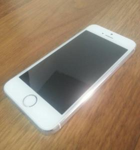 iPhone 5S Silver 64g (Белый)