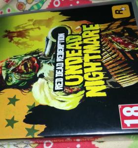 Red dead redemption zombies