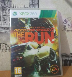Need for speed the run(xbox 360)