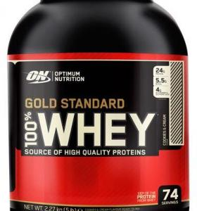 ON 100% Whey Gold Standard 2.27 кг