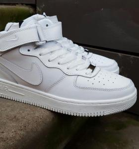 Nike air force(зима)