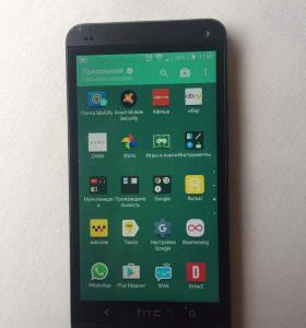 Продам HTC one m7(32gb)