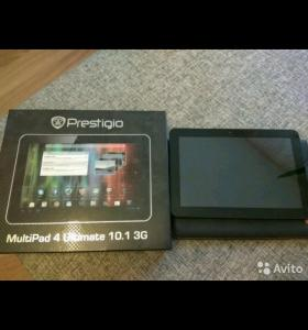 Планшет Prestigio MultiPad4 Ultimate 10.1 3G