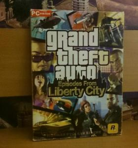 Gta from liderty city