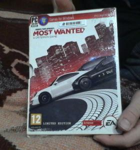 Диск most wanted