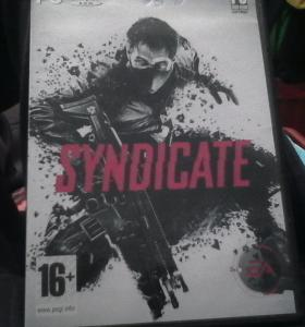 Диск syndicate