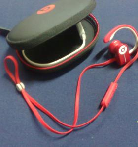Bluetooth наушники Powerbeats 2.0 red