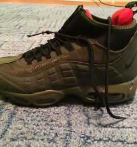Nike 95 sneakerboot