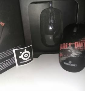 Steelseries Sensei RAW WoT Edition