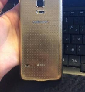 Телефон Samsung galaxy s5 mini