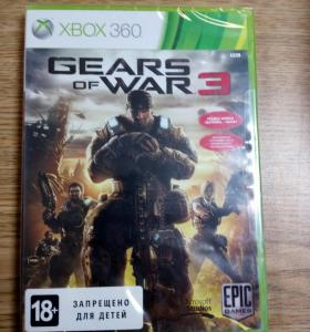 Xbox 360 gear of war