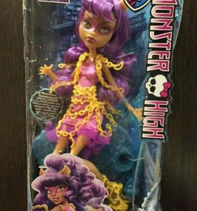 "Клодин ""призрачно"". Кукла monster high"