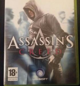 Лицензия для Xbox-360 Assassins Cred