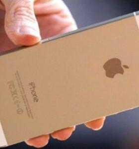 IPhone 5s Gold 16gd