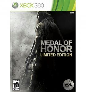 Диск Medal of Honor от xbox 360
