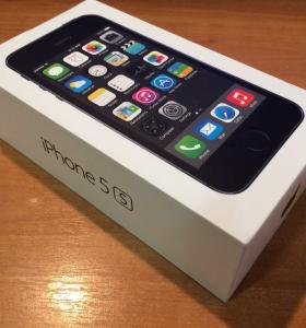 iPhone 5s 16gb space gray обмен
