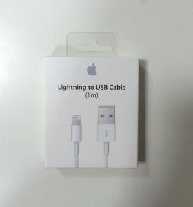 Lightning USB кабель для iPhone (8pin) оригинал