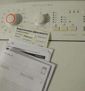 ELECTROLUX INTUITION 5,5 кг!