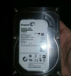 Seagate Desktop HDD 1000GB