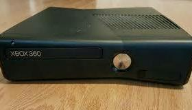 Xbox 360 slim freeboot 650gb