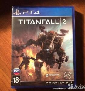 Titanfall 2 ps 4