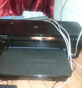 Принтер HP office jet 7110