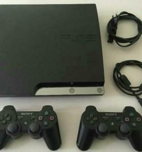 Sony PlayStation 3 slim. 150gb.