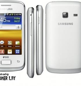 Samsung duos s6102