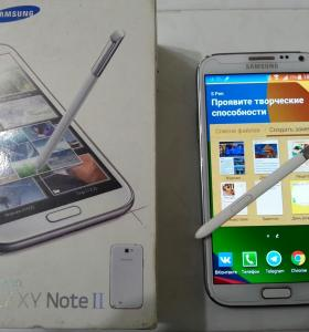 Samsung Galaxy Note 2 и S3