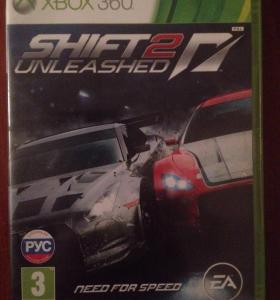 Need for Speed Shift2 XBOX360