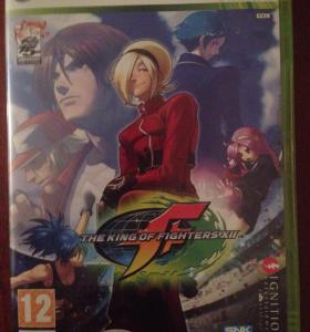 King of Fighter лицензия XBOX360