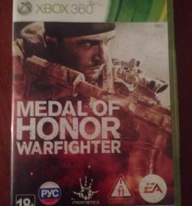 Medal of Honor лицензия XBOX360