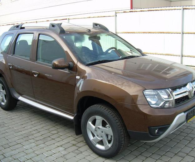 Renault duster. Фото 1. Бийск.