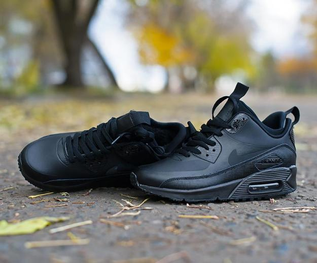 Nike air max 90 sneakerboot. Фото 1.