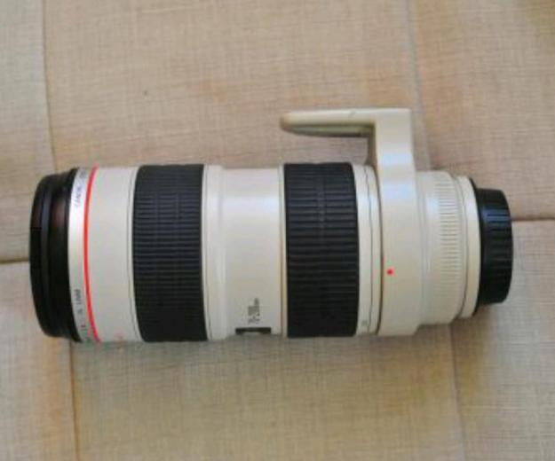 Canon ef 70-200mm f/2.8 is usm. Фото 4.